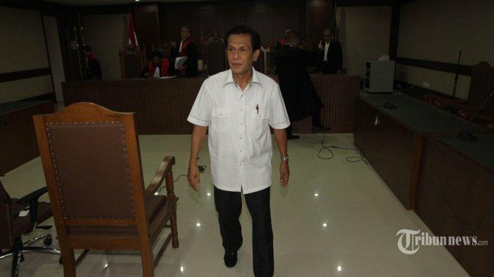 Mantan Bupati Tanah Laut Adriansyah Divonis Tiga Tahun Penjara