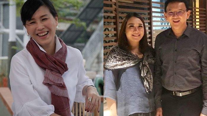 Puput Nastiti Devi dan Veronica Tan Istri dan Mantan Istri Ahok Ternyata Punya Kesukaan Sama