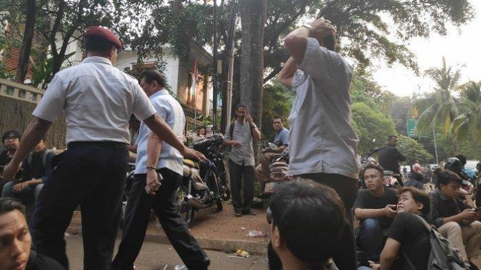 Inilah Kunjungan Singkat Soenarko ke Kediaman Prabowo Saat MK Bacakan Putusan Sengketa Pilpres