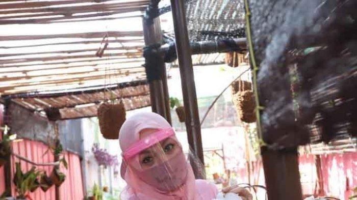 Senyuman Angelina Sondakh di Lapas Pondok Bambu: Saya Ingin Bebas, Ingin Jadi Petani