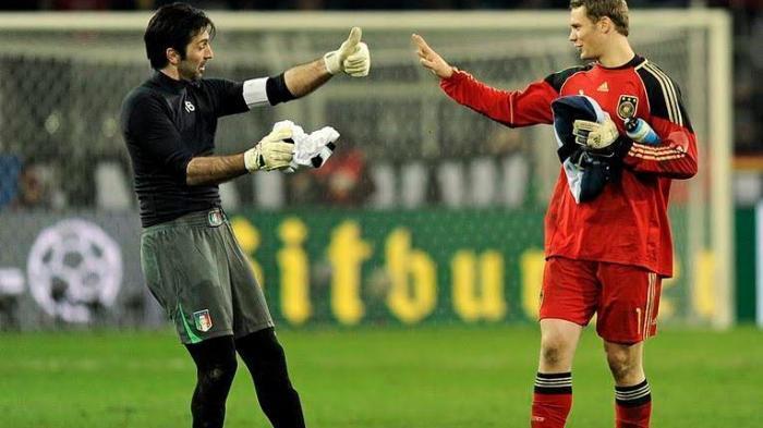 Rahasia Manuel Neuer Kandaskan Italia Saat Adu Penalti