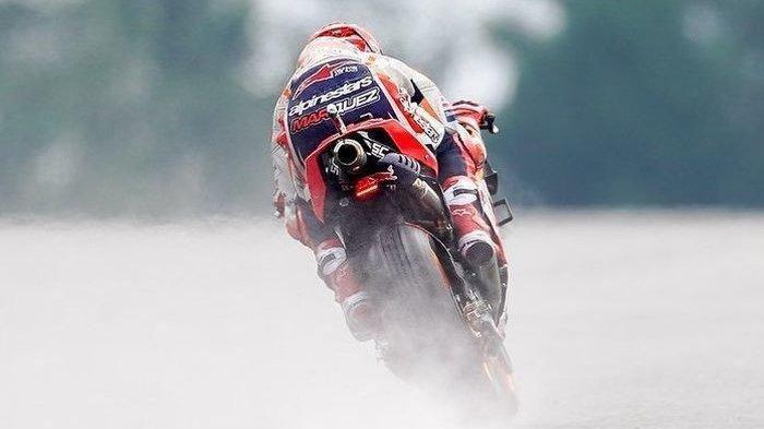 Marc Marquez Tampil Ganas di MotoGP Ceko 2019, Valentino Rossi Menyalip Pol Espargaro