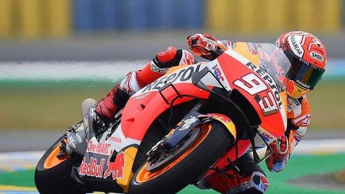 Motornya Masih Bermasalah, Marc Marquez Dinilai Masih Favorit Juara MotoGP