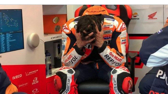 Tim Honda Sedang Alami Petaka, Marc Marquez CS tak Juga Juara, Alberto Puig Akui Ada Masalah Ini