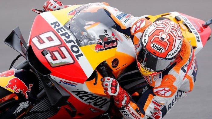 Quartararo Bikin Kejutan, Marquez Pecahkan Rekor, Rossi Terpuruk