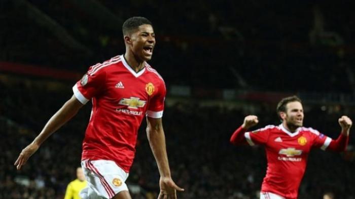 Manchester United Bungkam Chelsea di Old Trafford, Rashford Cetak Gol Pembuka
