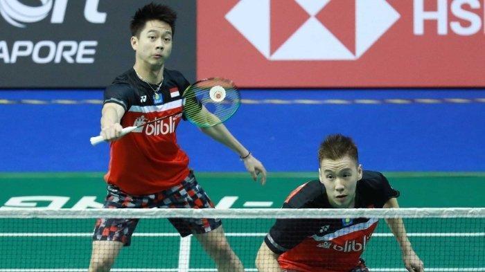 Jadwal Pertandingan Indonesia Open 2019 Babak Pertama, Hari Ini Selasa (16/7/2019)