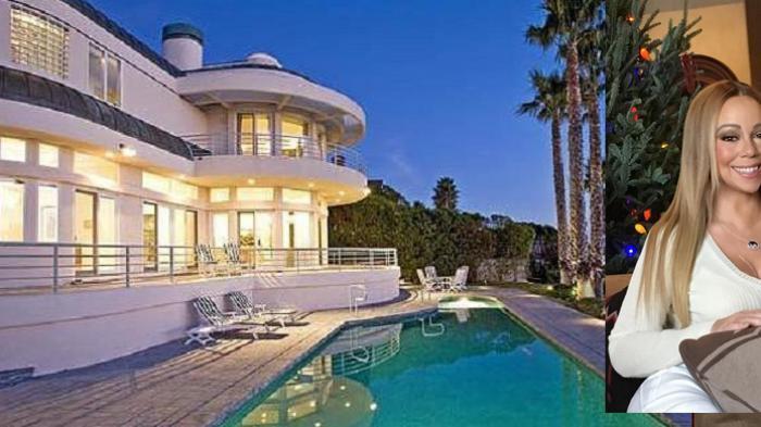 Rumah Mewah Mariah Carey Disewa Rp 140 Juta per Malam