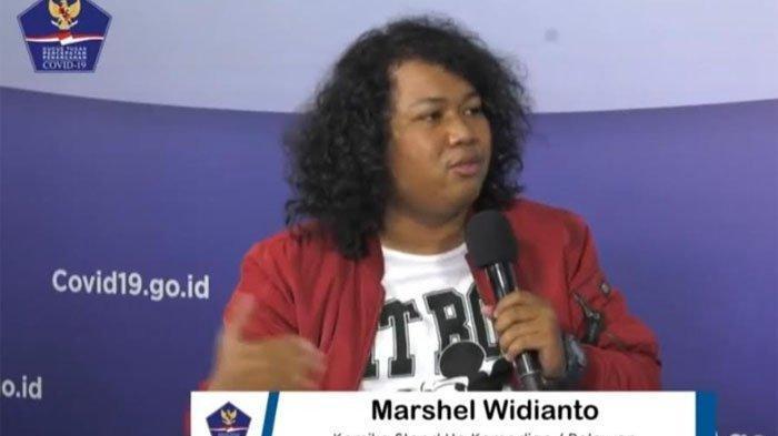 Marshel Widianto Mengaku Tengah Berjuang Melawan Virus Corona