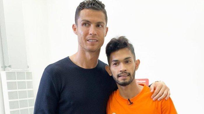 Cristiano Ronaldo Bakal Hadiri Resepsi Pernikahan Martunis di Bulan Juni, Tapi Asal Ada ini