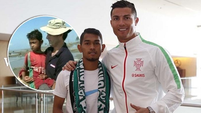 Anak Angkat Cristiano Ronaldo Tolak Tawaran ke Manchester United, Martunis Tinggal Satu-satunya