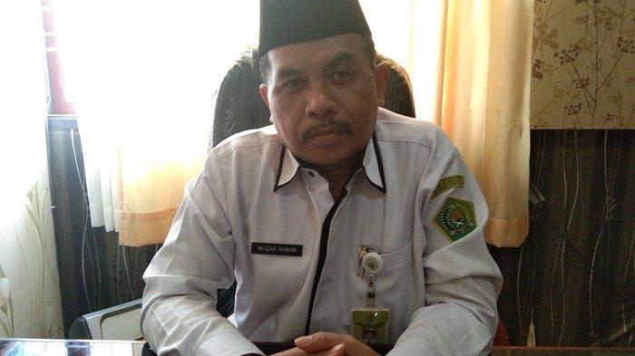 Keberangkatan Jamaah Haji, Kemenag Belitung Sebut Insyaallah Sesuai Jadual