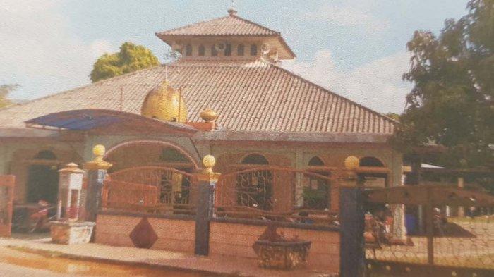 Butuh Dana Rp 5,7 M, Untuk Pemugaran Masjid Akhir Abad 19 di Kecamatan Gantung