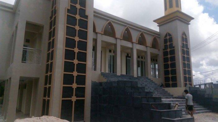 Kontraktor Masjid Mengaku Ada Bagian yang Rusak Karena Ini