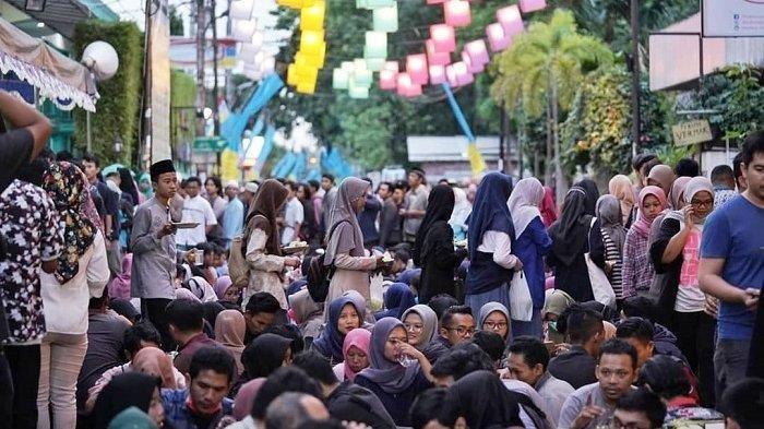 Masjid Jogokariyan Sediakan 2500 Makanan Berbuka Puasa Setiap Hari Plus Penginapan Gratis