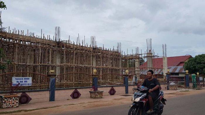 Masjid Akhir Abad 19 di Kecamatan Gantung Dipugar Total, Pernah Salah Arah Kiblat