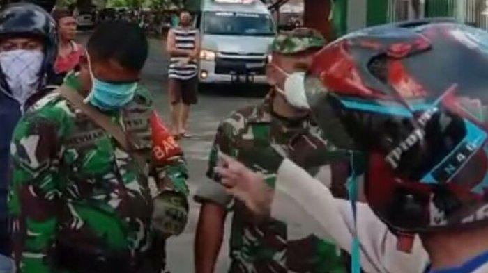 Massa Hadang Mobil Ambulance, Tolak Pemakaman Jenazah Covid-19 di Makassar