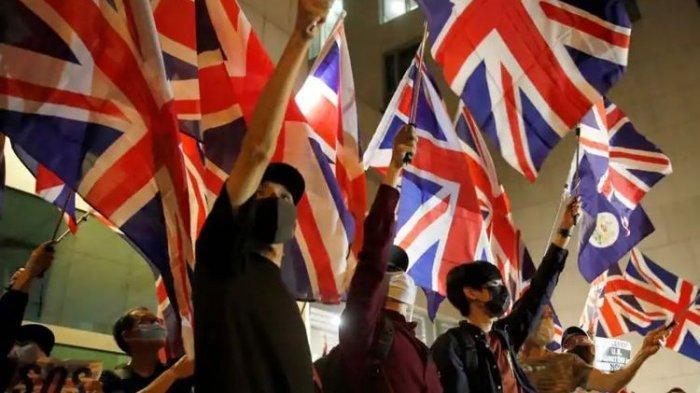 Sambut Kedatangan Rakyat Hongkong,Inggris Siapkan Rp858 Miliar, Mau Pindah Warganegara pun Boleh