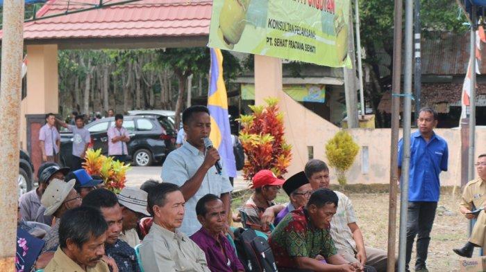 Yuslih Menjaring Aspirasi Masyarakat, Gelar Audiensi di Kecamatan Dendang
