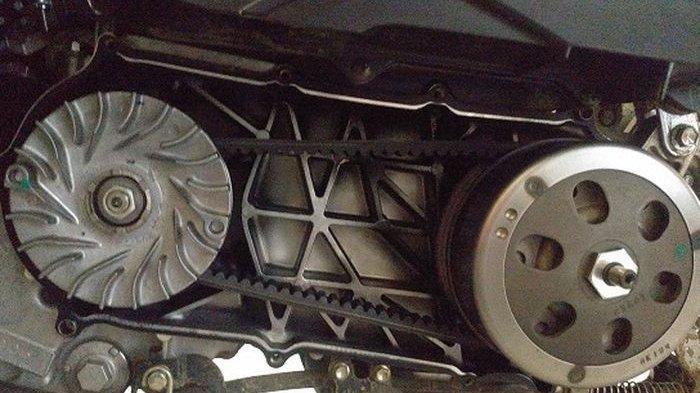 Tips Otomotif - Pertolongan Pertama Bila Motor Matic Terendam Banjir