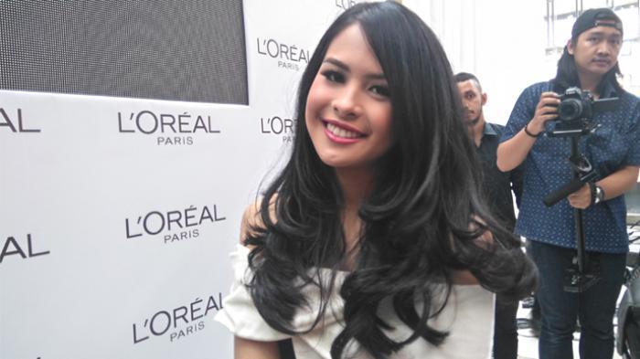 Penampilan Maudy Ayunda Curi Perhatian, Netizen: Cantiknya Bikin Pusing!