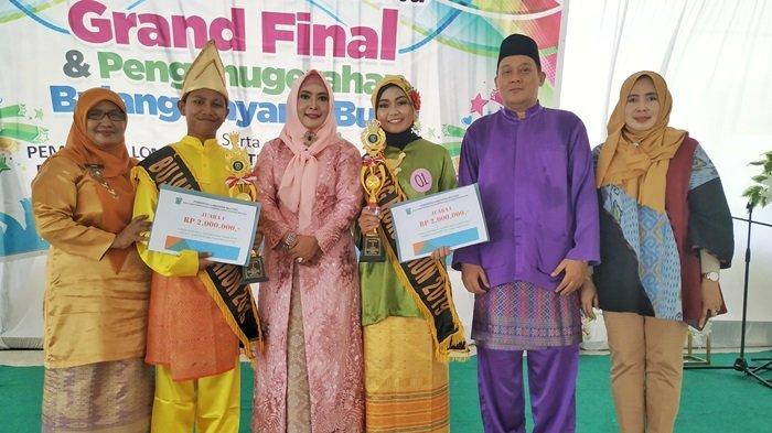 Maulana dan Awliya Menangkan Bujang-Dayang Buku Belitung 2019