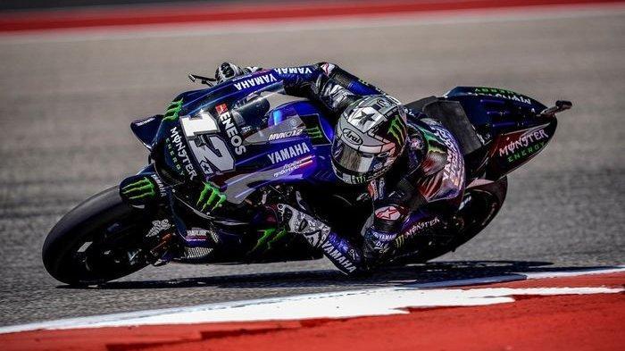 JADWAL LIVE STREAMING MotoGP Prancis, Maverick Vinales Akui Lakukan Strategi yang Salah