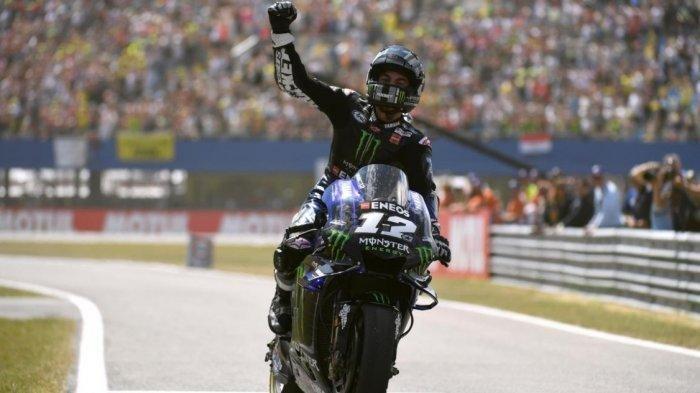 Live Streaming MotoGP Austria, Vinales Terdepan dan Prediksi Juara