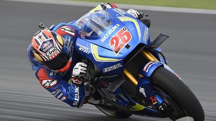 Rossi Jadi Orang Pertama Yang Dikalahkan Vinales