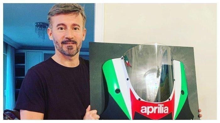 Max Biaggi Rival Valentino Rossi Dikabarkan Bakal Kembali Turun Balapan MotoGP, Menggantikan Iannone