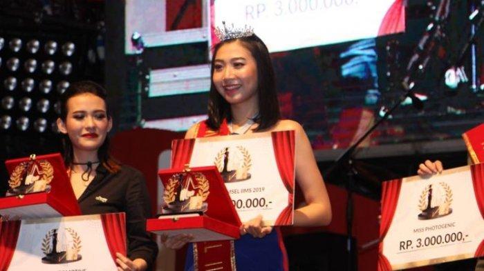 Maya Mauren Pemenang Miss IIMS 2019, Yuk Kenal Lebih Dekat dengan Model Cantik Itu