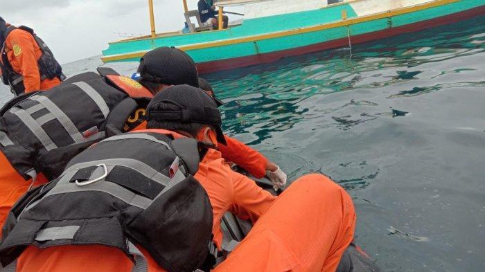 Nelayan Tewas Jatuh ke Laut Perahunya Diterjang Ombak, 4 Hari Pencarian Berhasil Ditemukan
