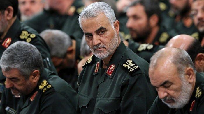 Jenderal Iran Qassim Soleimani Dibunuh Lewat Serangan Udara, Ternyata Perintah Presiden AS Trump
