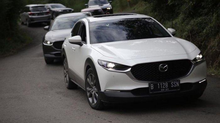 Belum Sebulan Diluncurkan, Mazda CX-30 Langsung Terjual 80 Unit