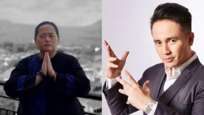 Denny Darko 'Bela' Mbak You yang Dihujat Gegara Ngomong Saat Wabah Corona Sudah Masuk Indonesia
