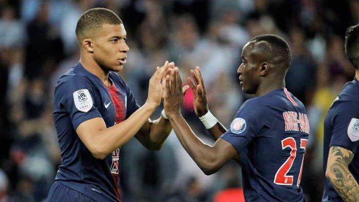 Mbappe Bikin Tiga Gol, PSG Segel Juara Liga Perancis