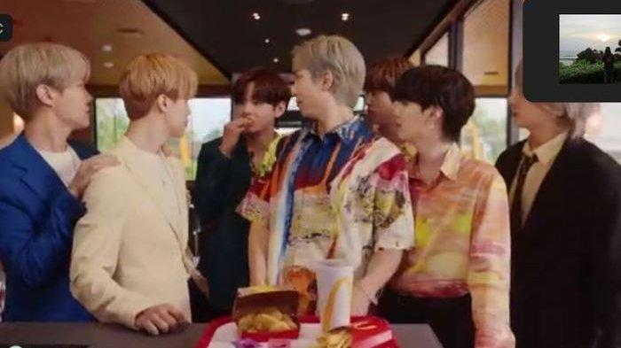 Siap-siap ARMY, BTS Meal dari McDonald's Indonesia Bakal Diluncurkan Besok, Cek Menunya Apa Saja!