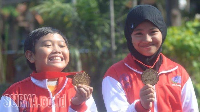 Wow, Pelajar Indonesia Tunjukkan Prestasi di Olimpiade Matematika, Borong Medali Emas di China