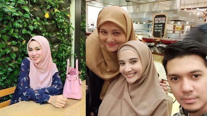 Reaksi Ibunda Zaskia Sungkar soal Ditangkapnya Medina Zein, Balasan Allah Bagi yang Mendzalimi