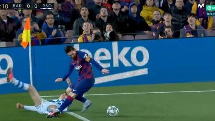 Inilah 5 Pemain yang Dipermalukan Messi, dari Rio Ferdinand Hingga Juliano Belletti