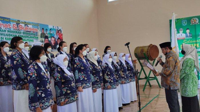 Perempuan Lintas Agama ( Pelita ) Belitung Dikukuhkan