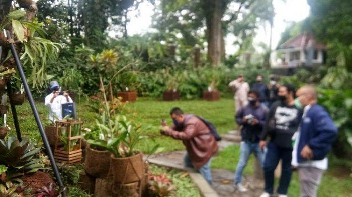 Tingkatkan Daya Tarik, Kebun Raya Bogor Perkenalkan 4 Taman Tematik Baru