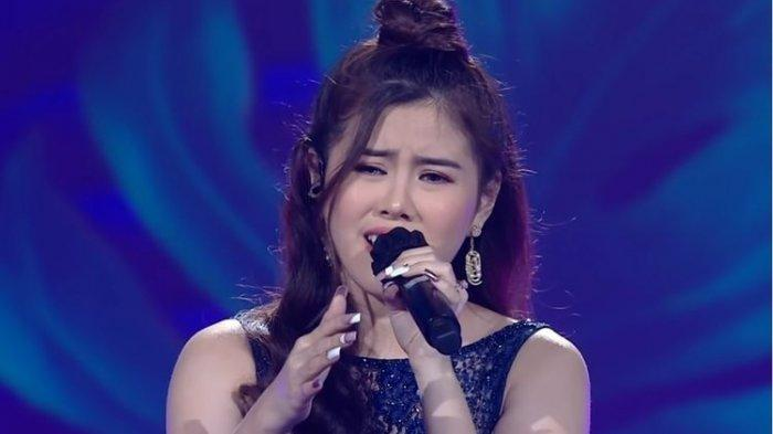 Meski Tersisih, Melisa Hartanto Bersyukur Sampai ke Top 4 Indonesian Idol