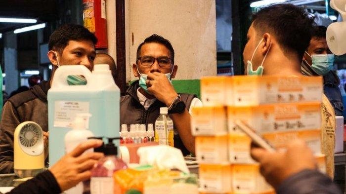 Pemerintah Hentikan Ekspor Masker, Terjadi Kelangkaan Masker di Dalam Negeri