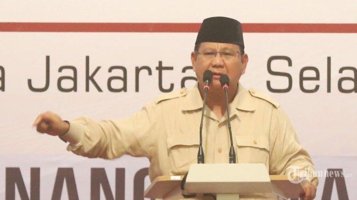Prabowo Tak Akan Hadir Dalam Sidang Pembacaan Putusan MK, Pilih di Rumah Kertanegara
