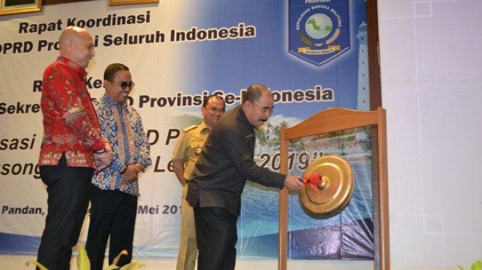 DPRD Provinsi Seluruh Indonesia Berperan Menyongsong Pemilihan Legislatif 2019