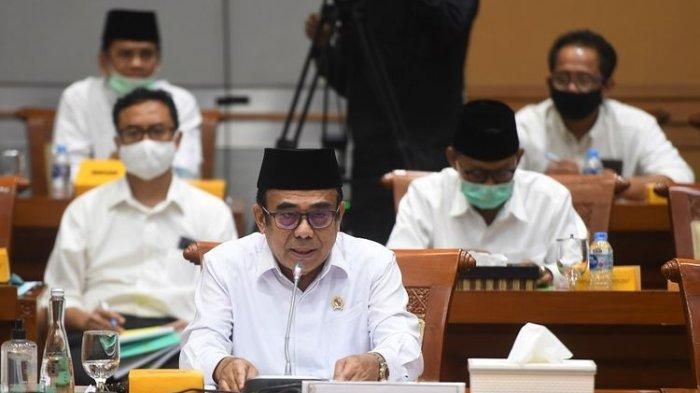 FAKTA Menag Positif Covid-19, Fachrul Razi Sudah 2 Bulan Tidak Ketemu Presiden Jokowi