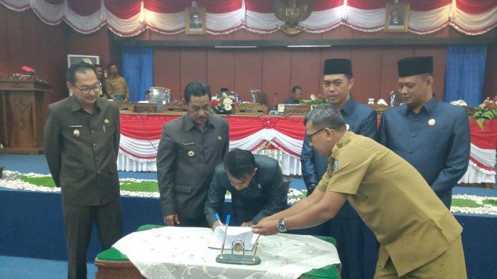 Puluhan Raperda Diusulkan ke DPRD Kabupaten Belitung