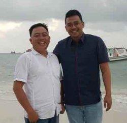 Menantu Presiden Jokowi Kepincut Pantai Belitung, Dua Kali Berkunjung Lakukan Ini