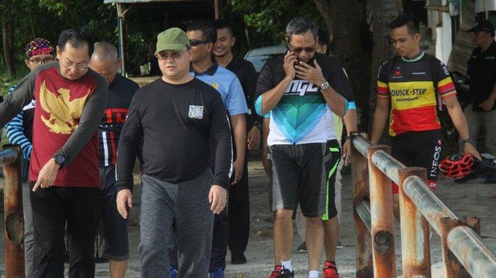 Pemkab Belitung Siap Renovasi Dermaga Tanjung Kelayang